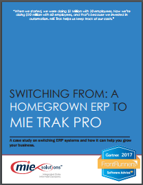 Switching ERP Softwares