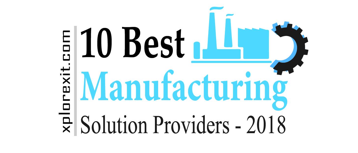 Award logo - Manufacturing 2018