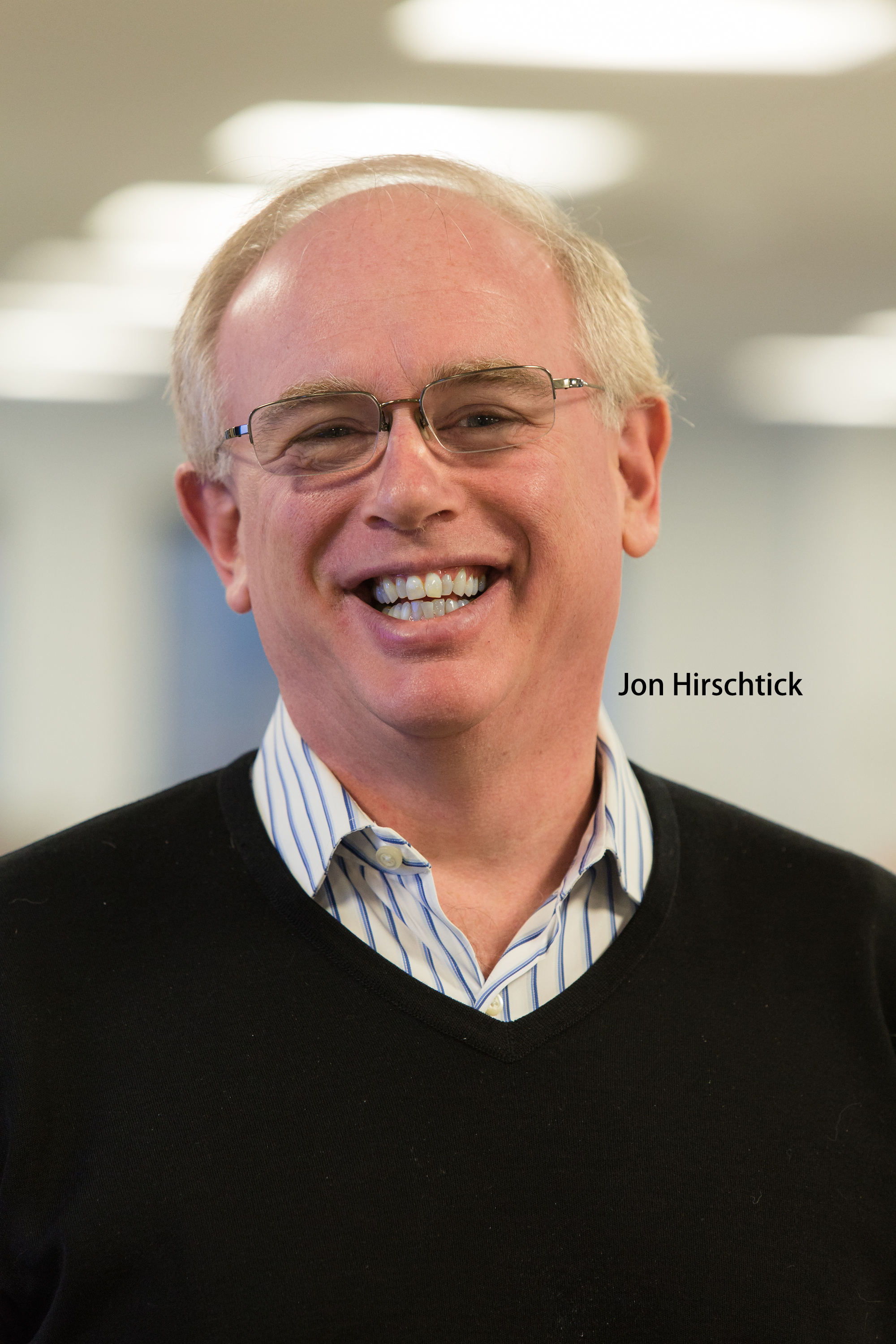 Jon Hirschtick, Co-founder and CEO