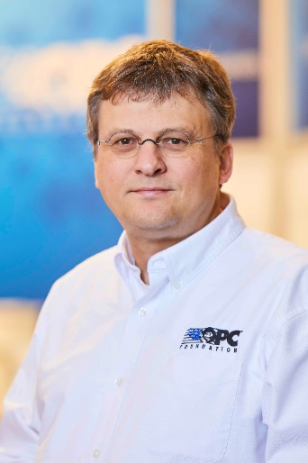Stefan Hoppe, President, OPC Foundation