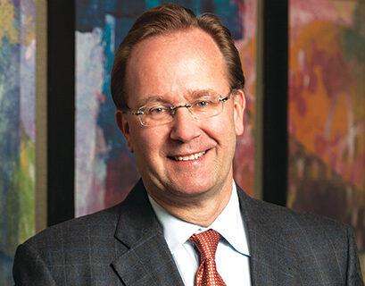 Anders Gustafsson, CEO, Zebra