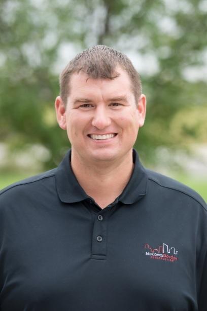 Andy Dalbom, Construction Scheduler, McCownGordon