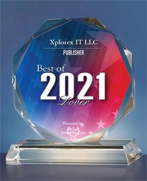 Xplorex IT Award - Logo